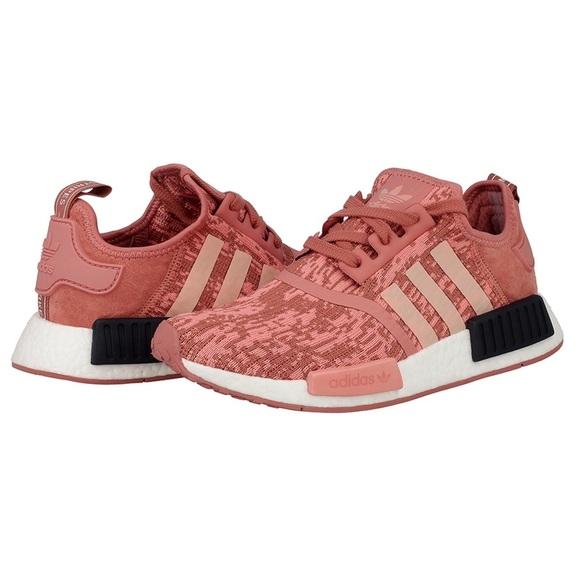 adidas Shoes | Nmd R1 Raw Pink Glitch